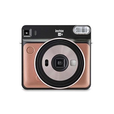 Camara Instantanea - Fuji Instax SQUARE SQ6 Oro Rojizo EX D | 16581408