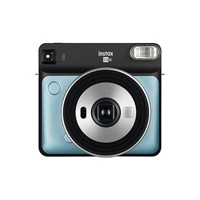 Camara Instantanea - Fuji Instax SQUARE SQ6 Aqua Azul EX D | 16608646