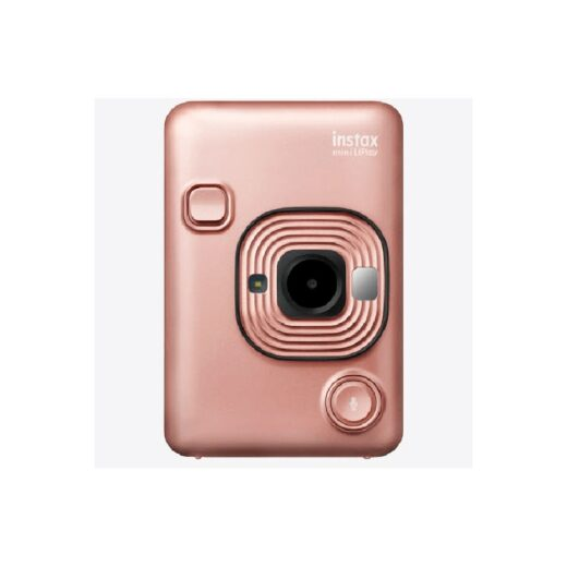 Camara Instantanea - Fuji Instax MINI LIPLAY BLUSH GOLD | 16631849