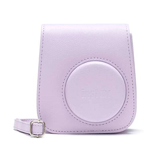 Fuji Bolso para Instax Mini 11 Lilac Purple