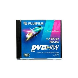 DVD-RW 4,7Gb Data 2x Fuji