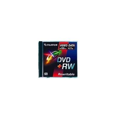 DVD+RW 4,7Gb Data 4x Fuji