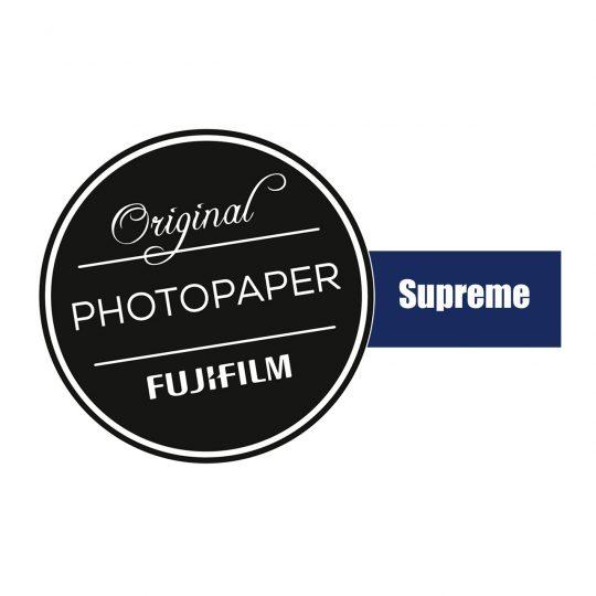 Fuji Supreme Papel Químico L 10,2x176