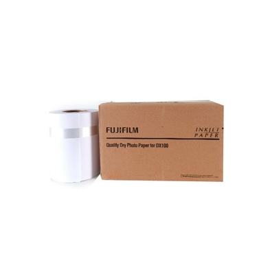 Papel Inkjet - Fuji DX100/DE100 12,7x65 Brillo | 7160487
