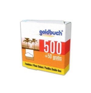 Adhesivo en puntos - Goldbuch doble cara 1 Rollo x 500 u. | 83091