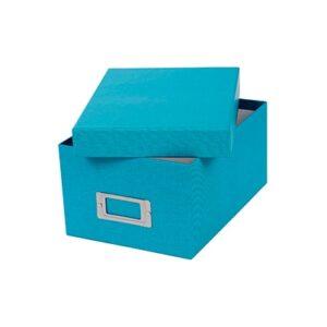 Caja Archivo - Goldbuch BellaVista Turquesa para 700 fotos 10x15 cm | 85973