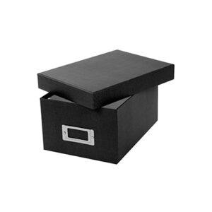 Caja Archivo - Goldbuch BellaVista Negra para 700 fotos 10x15 cm | 85979