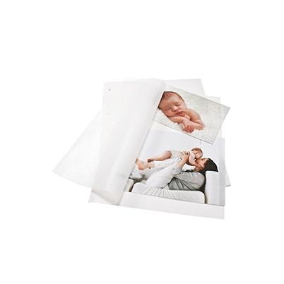Hojas recambio Album Goldbuch Blancas A4 con lámina