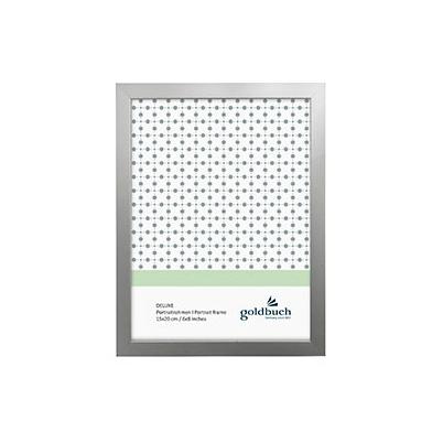 Marco Fotos Plastico - Goldbuch Mod. Deluxe 15x20 cm Plata | 930434