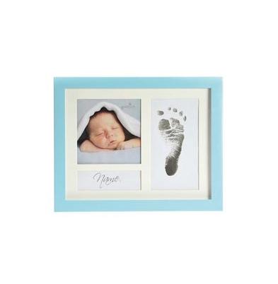 Marco Fotos Metálico Goldbuch Modelo Baby First Step Multi-Foto Azul
