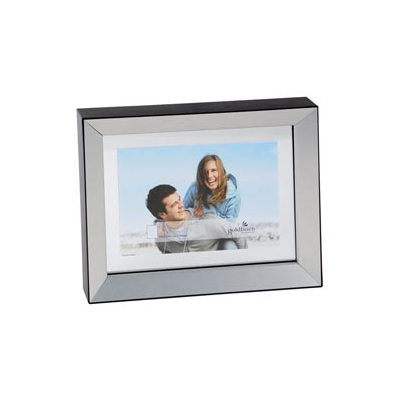 Marco Fotos Metalico - Goldbuch Mod. Light 10x15 cm Negro Doble cra | 930252
