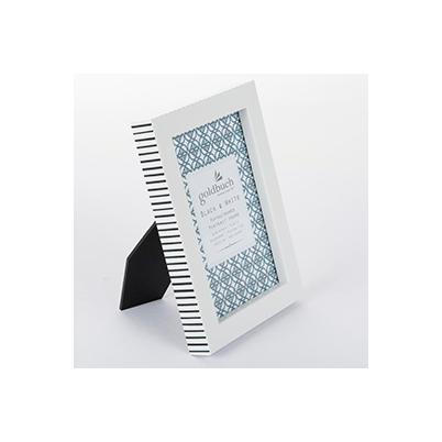 Marco Fotos Plastico - Goldbuch Mod. Black & White 10x15 cm | 910012