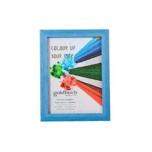 Marco Fotos Plastico - Goldbuch Mod. Colour Up Your Life 13x18 cm Azul | 910303