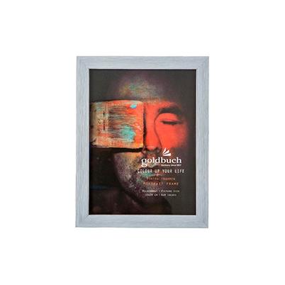 Marco Fotos Plástico Goldbuch Mod. Colour Up Your Life 15x20 cm Gris Claro