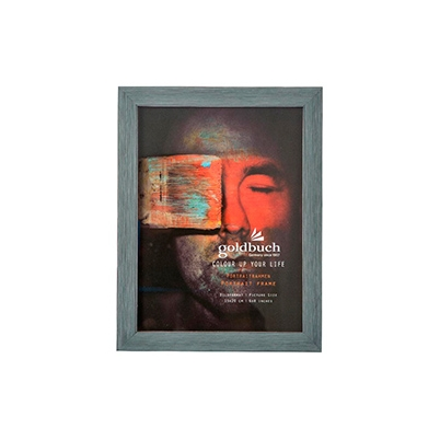 Marco Fotos Plastico - Goldbuch Mod. Colour Up Your Life 15x20 cm Gris Oscuro | 910804
