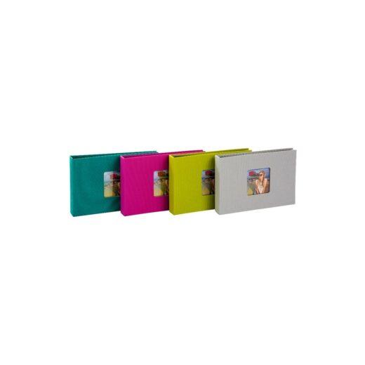 Album Slip-in - Goldbuch 10x15 40 fotos Living Trend   17397