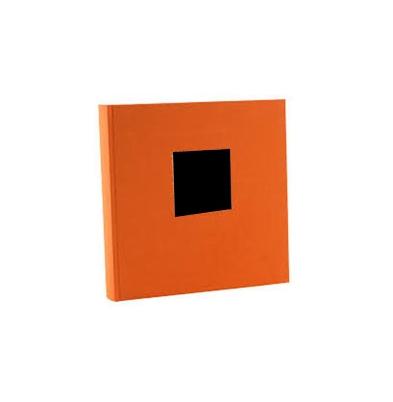 Album de Pegar Goldbuch 30x31 cm Bella Vista 60 Naranja hojas negras | 27979