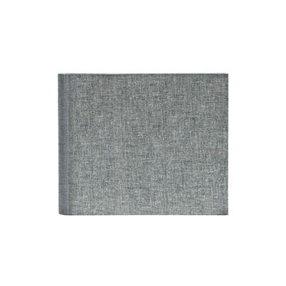 Album de Pegar - Goldbuch 29x23 Linum Guest Gris 50 hojas blancas Espiral | 47919