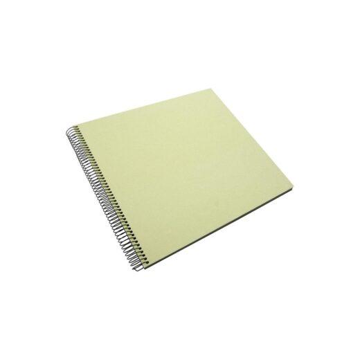 Album de Pegar - Goldbuch 35x30 Bellavista Lima 40 hojas negras Espiral | 25524