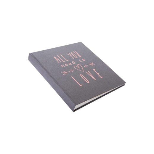 Album de Pegar - Goldbuch 30x31 All You Need 60 hojas blancas | 27085