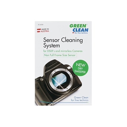 Limpieza Green Clean SC-6200 Kit Sensor | SC6200