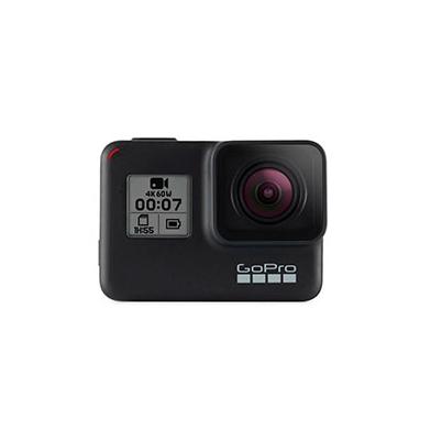 Camara Video Aventura - GoPro HERO 7 BLACK, Estab. Hypersmooth | CHDHX-701-RW