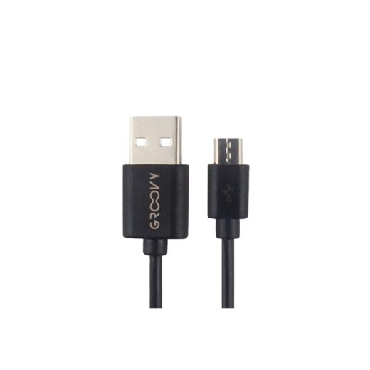 Cable Usb Groovy MicroUsb 1 metro carga y datos Pack 5 u. colores surtidos | EP-CABLE-MUSB-B