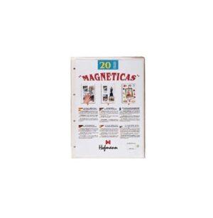Hojas recambio Album - Magnetica Blanca Mod. 9820 | 9820