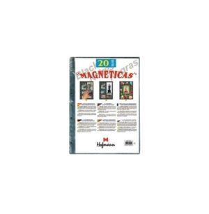 Hojas recambio Album - Magnetica Negra Mod. 9825 | 9825