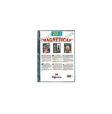 Hojas recambio Album Magnética Negra Mod. 9825