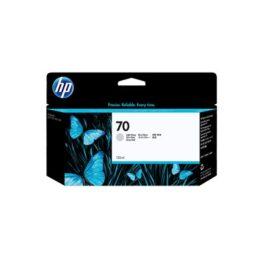 Cartucho Tinta - HP 70 Vivera Ink 130 ml Gris claro