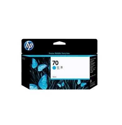 HP 70 Cartucho Tinta Vivera Ink 130 ml Cian