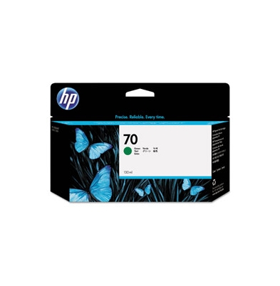 HP 70 Cartucho Tinta Vivera Ink 130 ml Verde