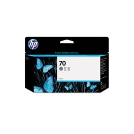 Cartucho Tinta - HP 70 Vivera Ink 130 ml Gris