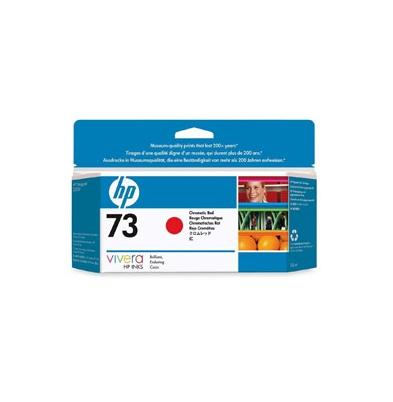 Cartucho Tinta HP 73 Vivera Ink 130 ml Rojo cromatico