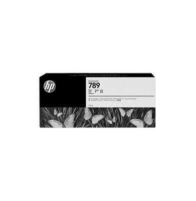 Cartucho Tinta HP 789 Vivera Ink 775 ml Negro | CH615A