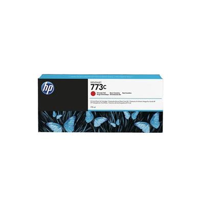 Cartucho Tinta - HP 773C Rojo Cromatico 775ml Caducidad 12/2020 | C1Q38A
