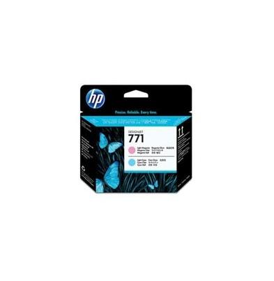 Cartucho Tinta HP 771/773 Cabezal Magenta claro + Cian claro | CE019A