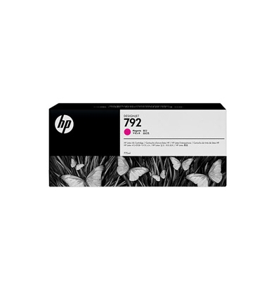 Cartucho Tinta HP 792 Latex Vivera Ink 775 ml Magenta | CN707A