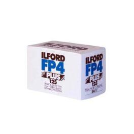 Pelicula Blanco y Negro 35mm - Ilford FP4 Plus 125-36