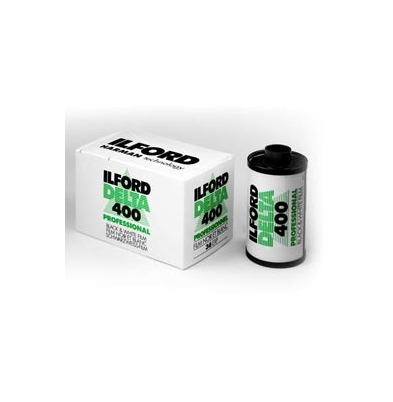 Película Blanco y Negro 35mm Ilford DP400 Delta 400-36 | 1748192