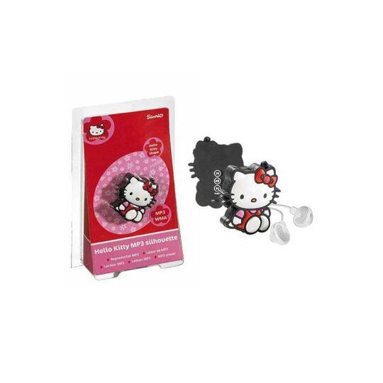 Mp3 2Gb Ingo Silueta Hello Kitty
