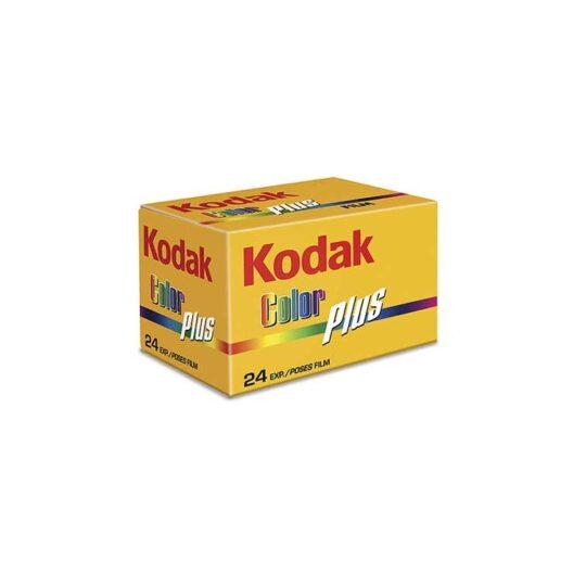 Película Negativo Color 35mm Kodak Kodacolor DB 200-24