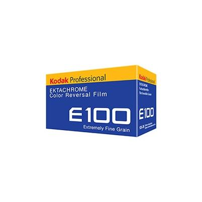 Película Diapositiva Color 35mm Kodak Ektachrome Prof E100 135-36 | 1884576