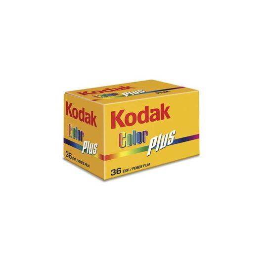Kodak Kodacolor DB 200-36 Película Negativo Color