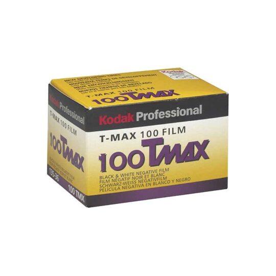 Kodak T-Max 100-36 Película Blanco y Negro TMX