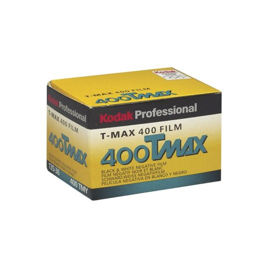 Película Blanco y Negro 35mm Kodak T-Max 400-36 TMY