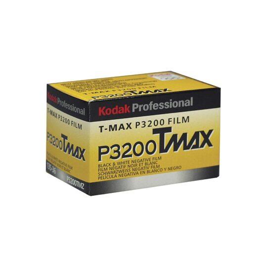 Kodak T-Max P3200-36 Película Blanco y Negro TMZ