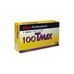 Pelicula Blanco y Negro 120 - Kodak T-Max 100 TMX P-5 | 8572273