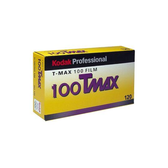 Kodak T-Max 100-120 Película Blanco y Negro TMX Pack 5 unidades